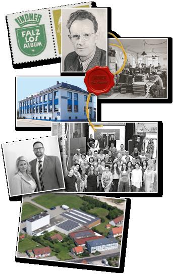LINDNER das Unternehmen - Firma und Familie Lindner
